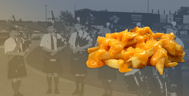 Cheese Fry